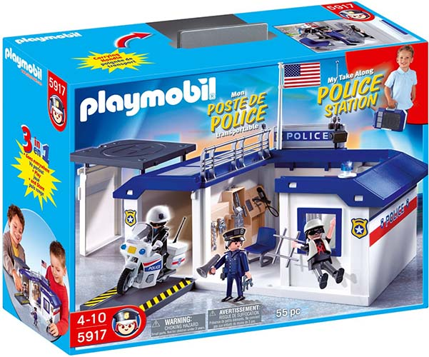 Police Action From Playmobil