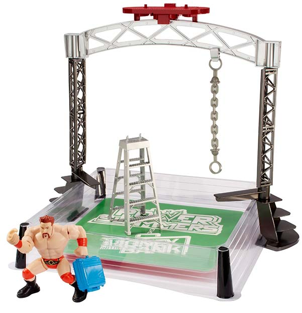wwe wrecking ball playset. Black Bedroom Furniture Sets. Home Design Ideas