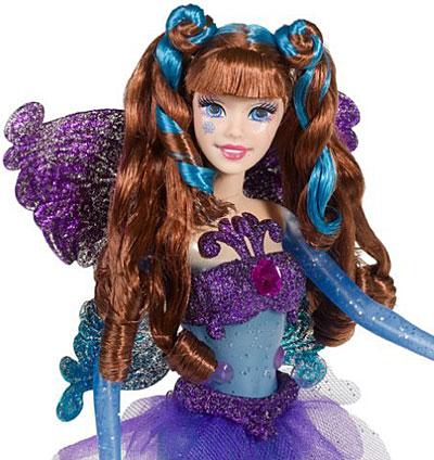 Barbie fairytopia glowing fairies