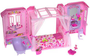 Barbie Magic Key House