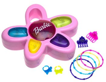 The new barbie game from mattel where you win barbie jewelery and glam