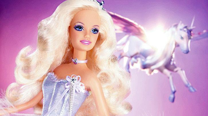 Pegasus Barbie