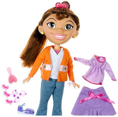 Bilingual Dolls