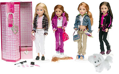 Amazoncom: teen trends dolls: Toys & Games