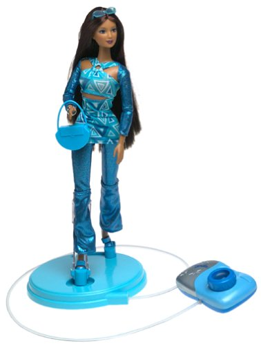 Amazon.com: Barbie A Fashion Fairytale Transforming Fashion Doll