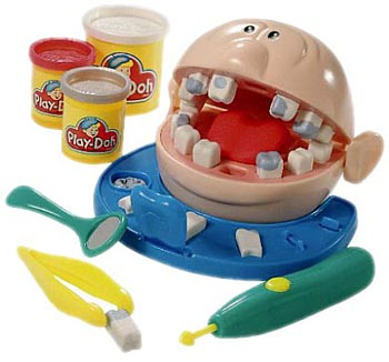 playdoh dentist set play doh dr drill and fill toy. Black Bedroom Furniture Sets. Home Design Ideas