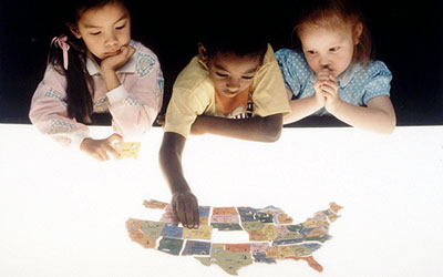 Cube Farm Blues >> Puzzles for Kids