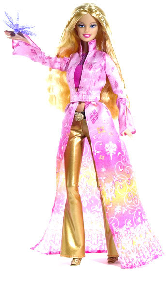 The Barbie we all know and love.  Chubby Girl. xx.  Barbie's ankles have now been...