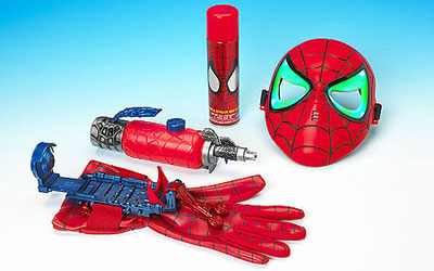 Pin Image Of Spiderman Web Shooters on Pinterest Ultimate Spider Man Peter Parker Costume