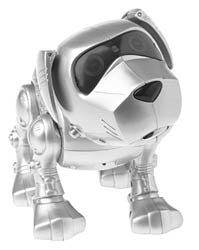 Tekno The Robotic Kitty by Manley Toy Quest - The Old Robot's Web Site